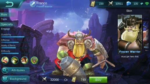 Franco 616f0