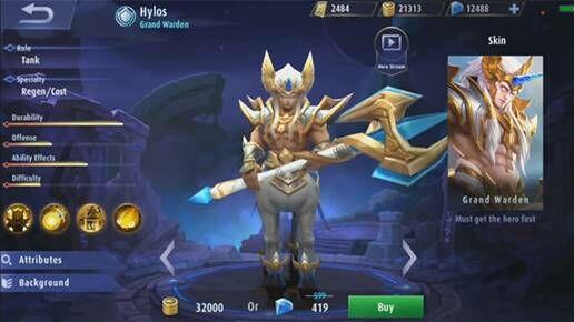 Hylos B3e19