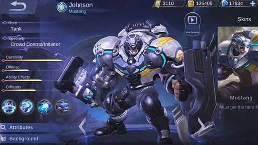 Johnson Cf35f