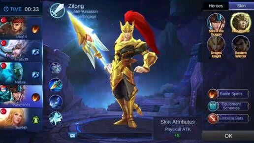 Zilong 6fe08