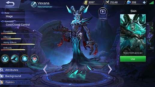 Vexana 5f4bb