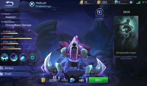 Helcurt 41965