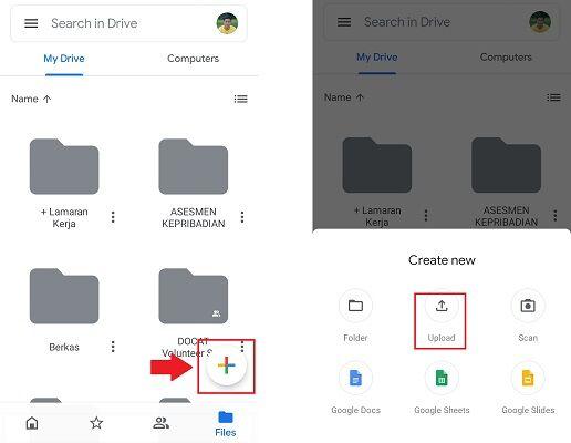 33+ Cara Menyimpan File Ke Google Drive paling mudah