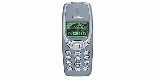 Hp Nokia 3310 4957e