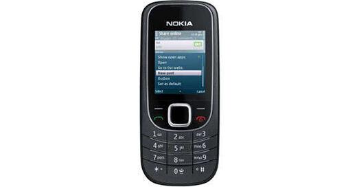 Nokia 2323c Fd4b7
