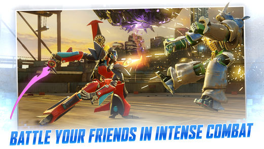 Game Smartphone Transformers