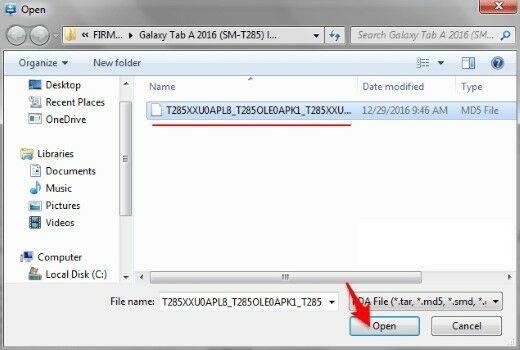 Cara Flash Hp Samsung Fb8b1