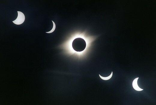 Gerhana Bulan Malam Ini 62545