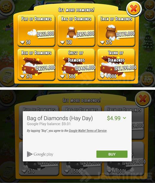 Hay Day Free Diamonds