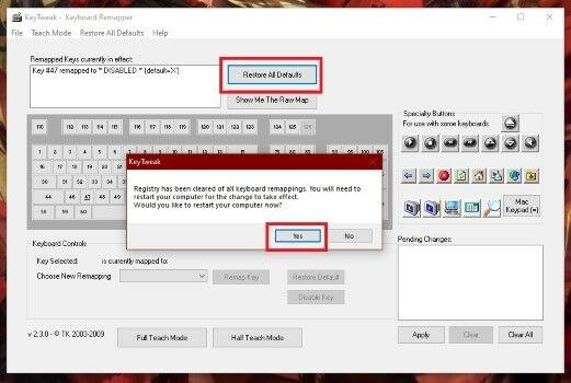 Cara Menonaktifkan Salah Satu Tombol Keyboard Di Laptop4 Custom 3295e