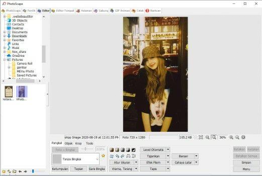 41ukuran Foto Polaroid Adf4e