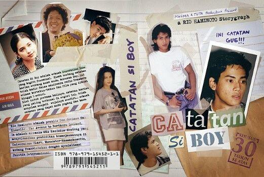 Poster Film Lawas Indonesia Custom B7484