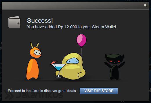 Tukar Pulsa Dengan Steam Wallet 4