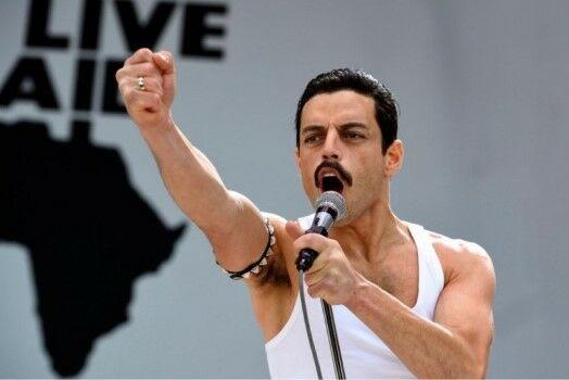 Kebohongan Film Freddie Mercurie Bohemian Rhapsody Custom B9e8a