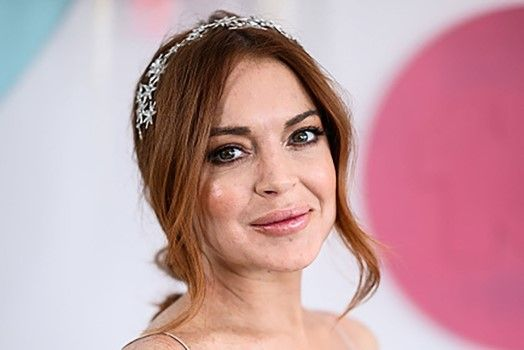 Lindsay Lohan 6caf5