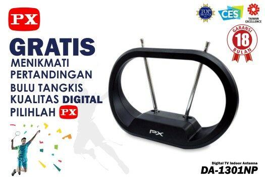 Antena Tv Digital Indoor 15 66190