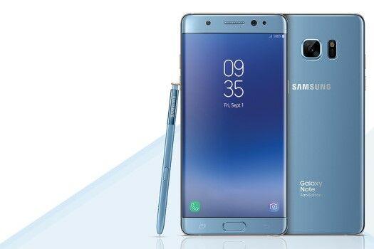 Samsung Galaxy Note 7 831b3