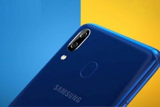 Samsung A20 Kamera Custom Cb485