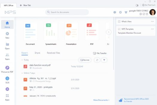 Wps Office Mod Apk 514a0