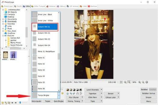 43ukuran Foto Polaroid 0f219