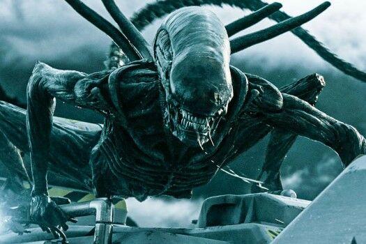 Film Alien Parasit Paling Menjijikkan The Xenomorphs F0534