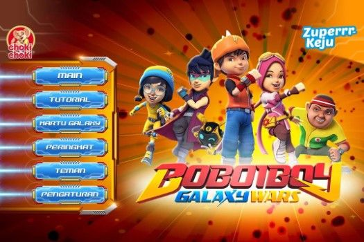 Game Boboiboy Power Spheres A38d6