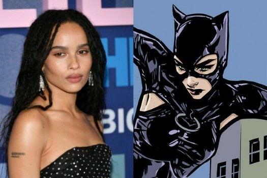Zoe Kravitz Catwoman 611e1