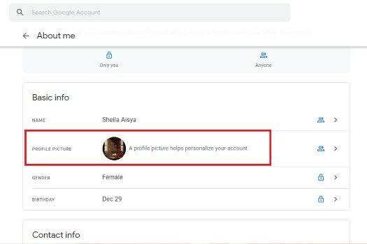 Cara Mengganti Foto Profil Email Google F2ecb
