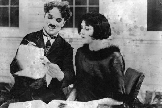 Charlie Chaplin 17769
