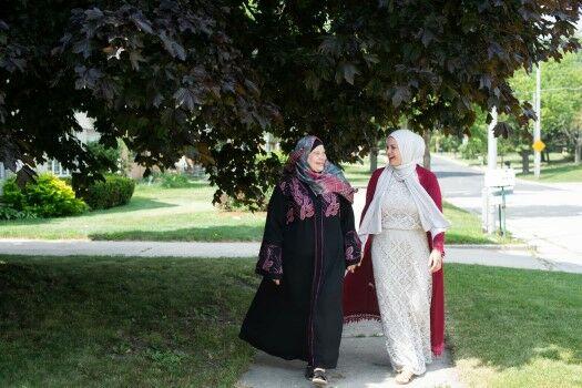 Islam Perempuan Dewasa Custom 63517