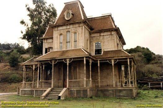 Lokasi Syuting Bates Mansion Psycho Custom 05a19
