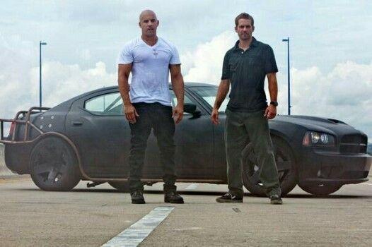 Vin Diesel Paul Walker 296a1