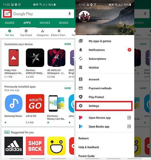 Cara Mengatasi Layanan Google Play Terhenti update 1