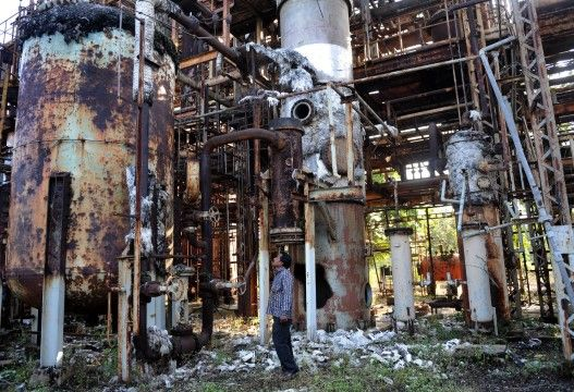 Tragedi Gas Bophal 25fac
