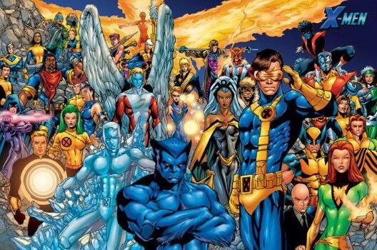 Alasan Kenapa X Men Lebih Menarik Dan Keren Dari Avengers Ikonik Cerita Custom 5d517
