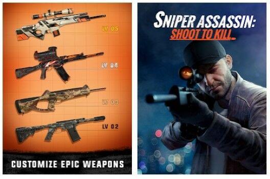 Download Sniper 3d Assassin Mod Apk V2 1 4 Unlimited Money D5a92