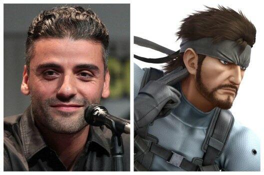 Oscar Isaac Aktor Pemeran Karakter Game Acefd