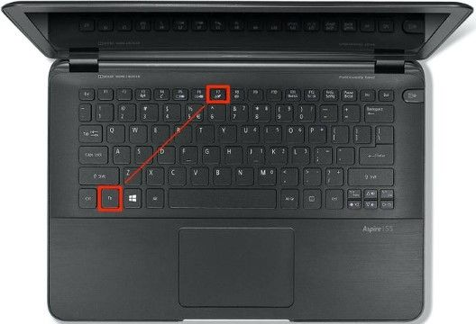 Cara Mematikan Tombol Keyboard Laptop F416f