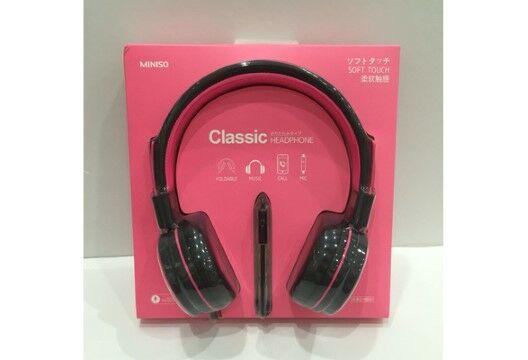 Headphones Miniso Terbaik 41fdb