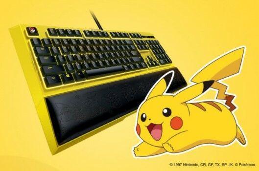 Gadget Pokemon Keboard 56e24