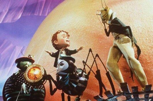 Animasi Horor James And The Giant Peach Custom 07d81