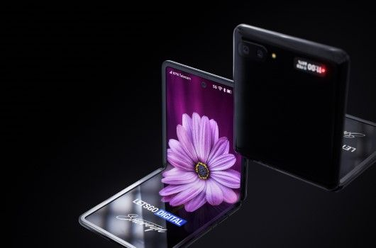 Harga Samsung Galaxy Z Flip 73d66