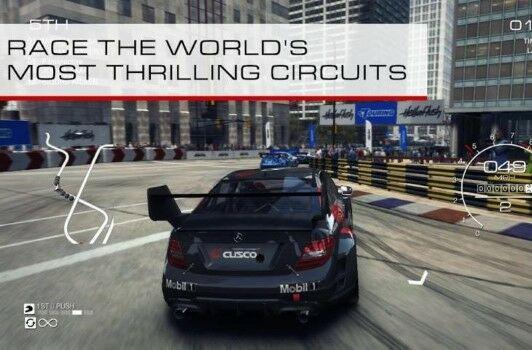 Cara Instal Grid Autosport Android Cc6ee