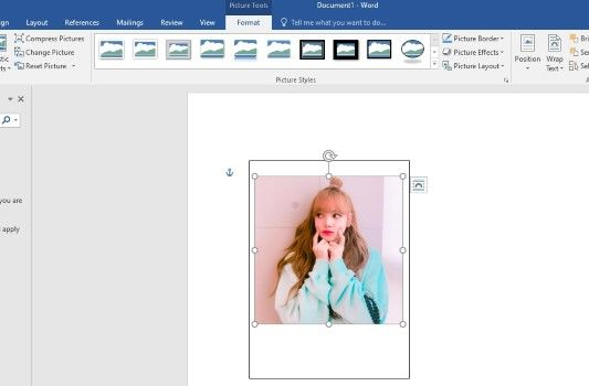 7cara Membuat Foto Polaroid Di Photoshop B60e0
