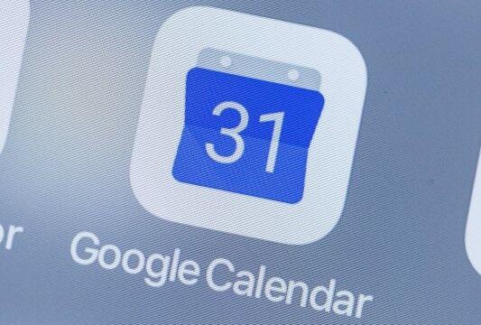 Google Calendar B7500