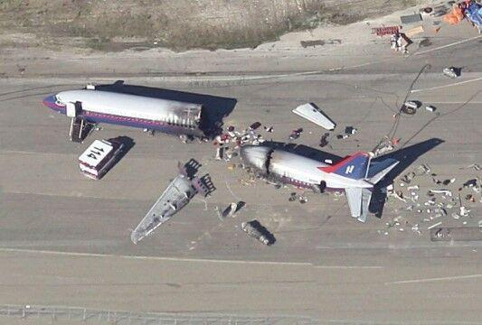 Plane Crash 32912