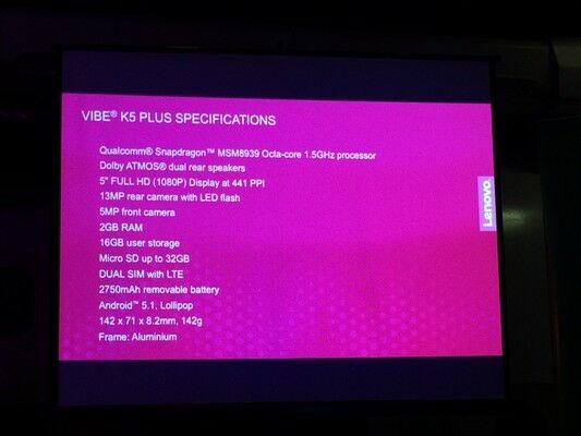 Lenovo Vibe K5 Plus094