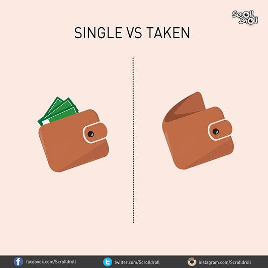 Single Vs Taken 1