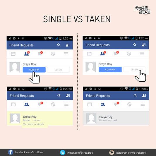 Single Vs Taken 4