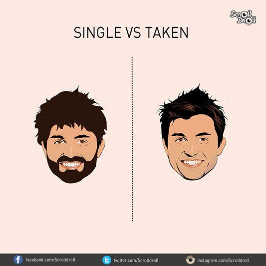 Single Vs Taken 6